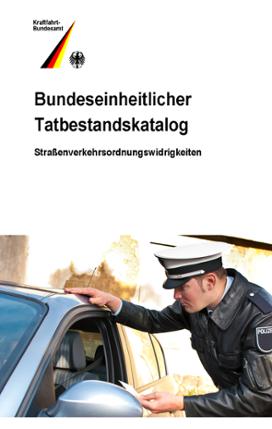 Bundeseinheitlicher Tatbestandskatalog